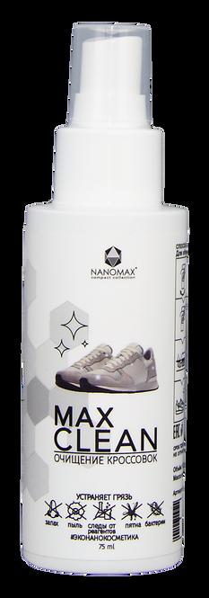 MAX CLEAN COMPACT 75 ml / очищение кроссовок75 мл