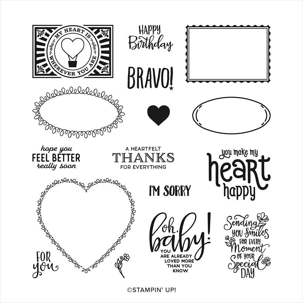 Stampin' Up! Canada Sale-a-bration Punch Party