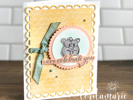 Count on Me Stamp Set