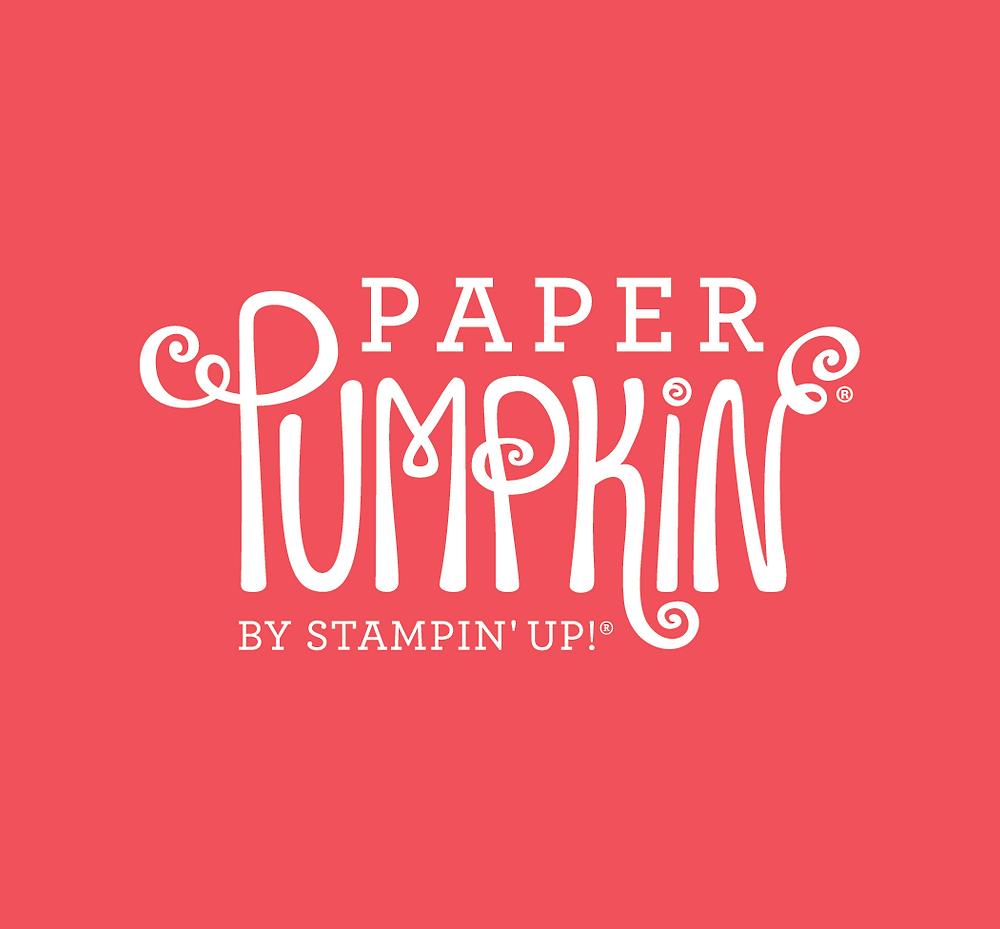 Paper Pumpkin Craft Subscription box