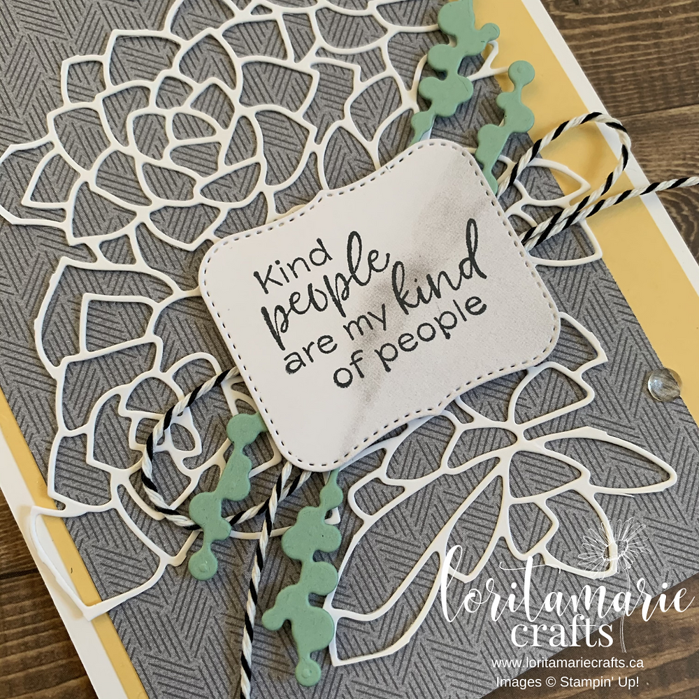 Stampin' Up! Simply Succulents Bundle