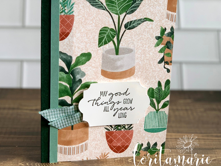 Fun & Easy Cards to Show off your Pretty DSP!