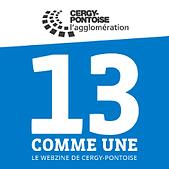 Logo 13 comme une
