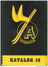 Attenhofer Catalog