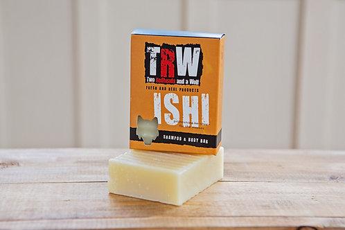 Ishi Shampoo & Body Bar