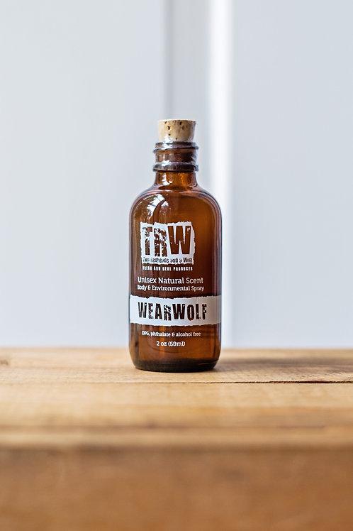 WEARWOLF | Unisex Body & Environmental Spray