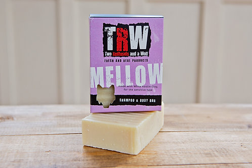 Mellow Shampoo & Body Bar