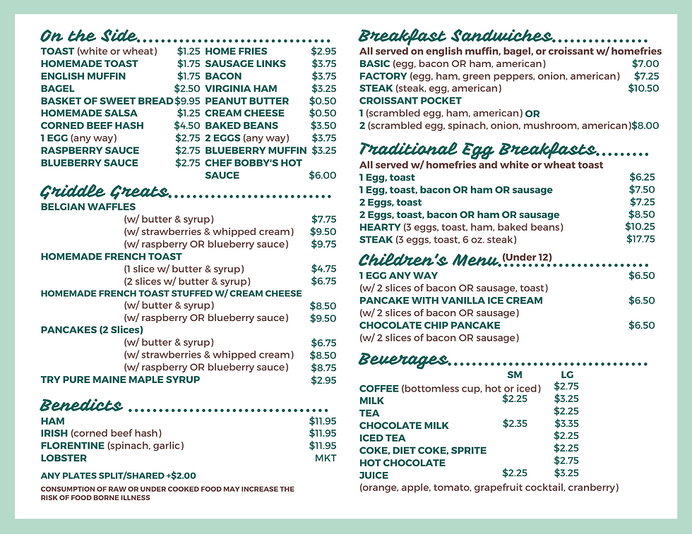 Omelette Factory Menu3.png