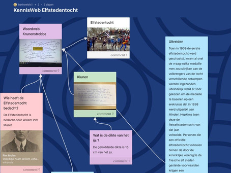 Elfstedentocht project: The first step completed