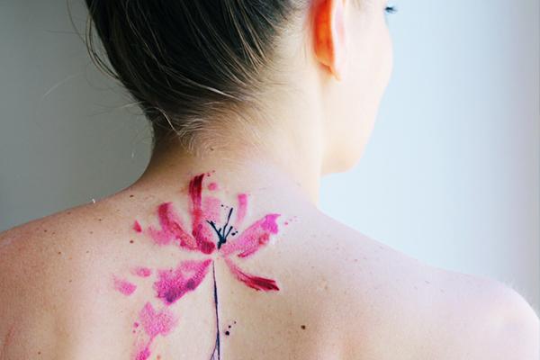 Čarovné Ashtray Heart Tattoo