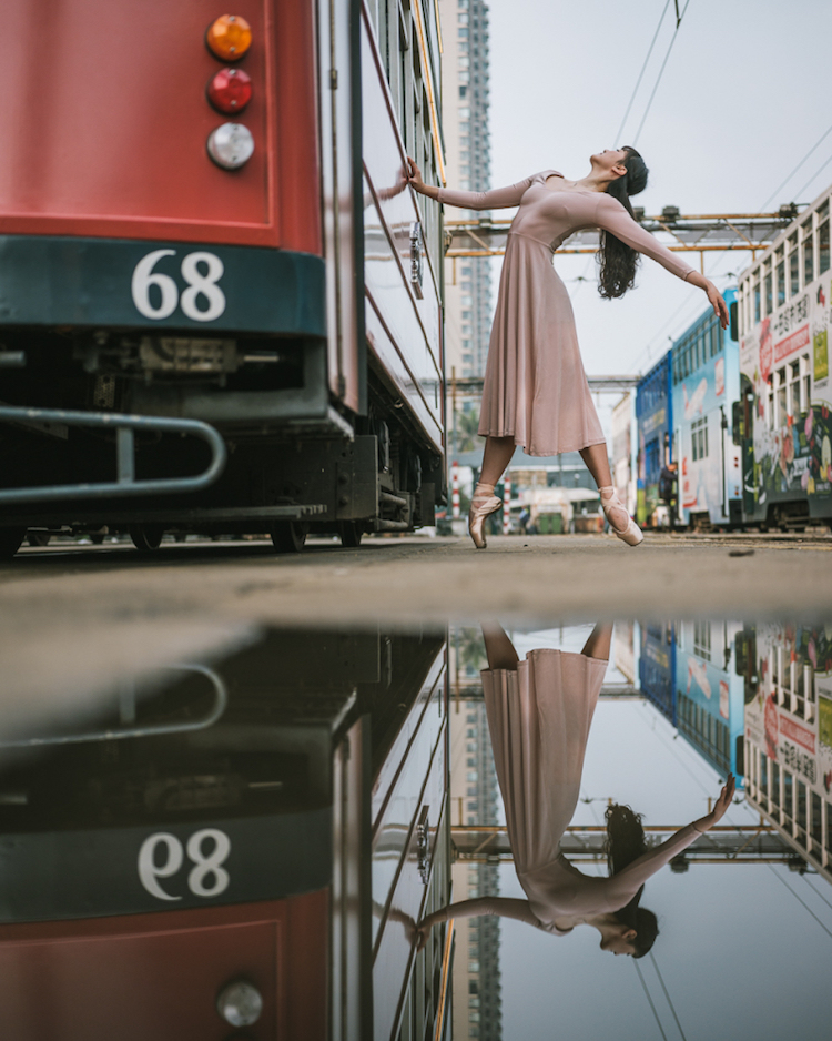 Balet & mesto