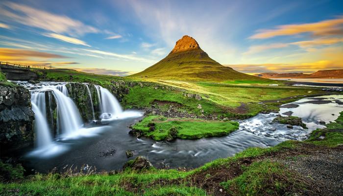 Krajina ohňa a ľadu, Island