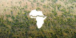 Veľká zelená stena Afriky.