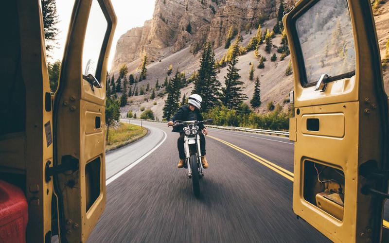 Aaron Brimhall #ride fast ride free