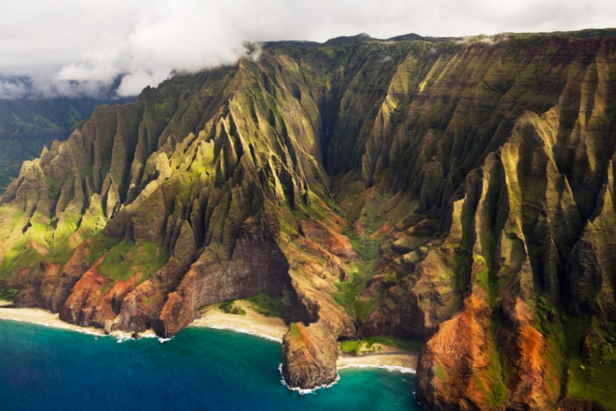 Nikde inde len na Havaji