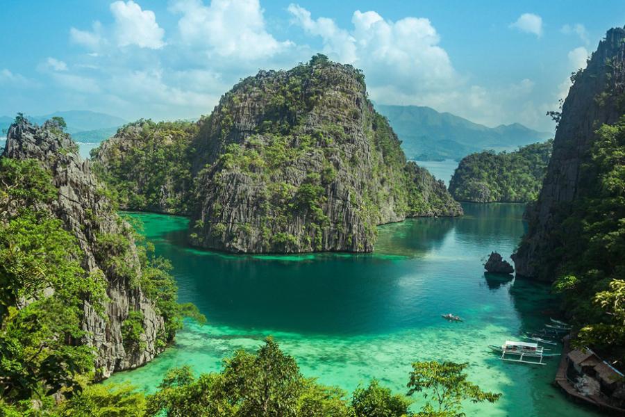Najkrajším ostrovom na svete je Pala