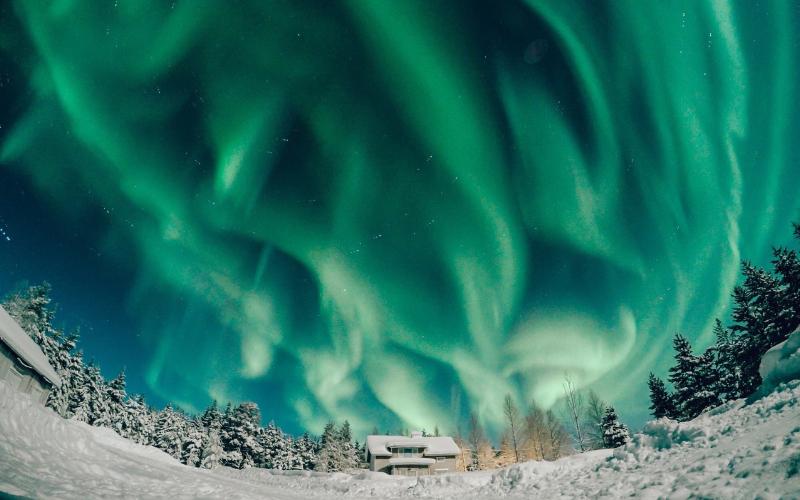 Očarujúce Laponsko