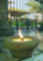 Fontana scolpita