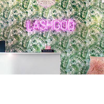 Inside LASHGOD Salon
