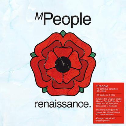 m people to release renaissance | a 9 cd & 2 dvd box set