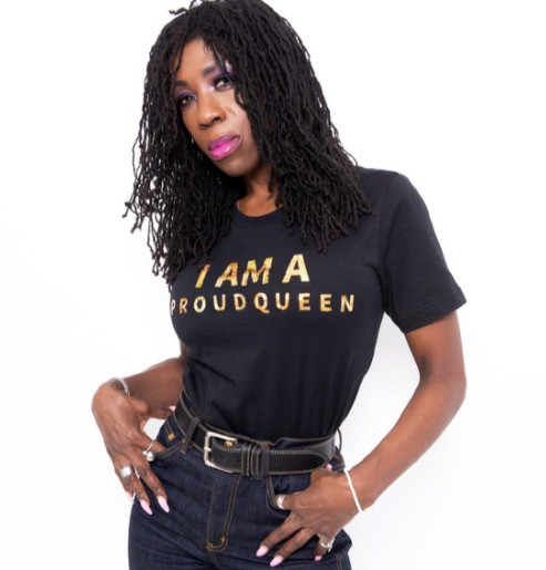heather small launches a new clothing range!