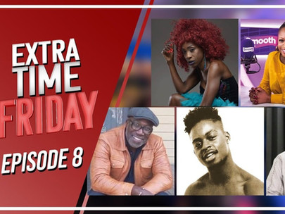 extra time friday | live performance | interview