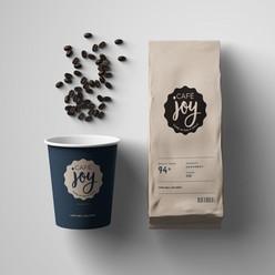 Café Joy Identity
