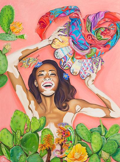 """""""Healing Metamorphosis"""" - Prints on Canvas"""