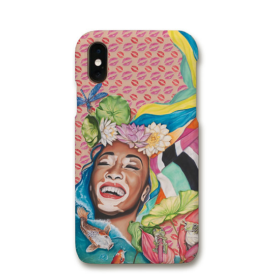 """14 """"Laughing at Prince Charming"""" - Phone Case"""