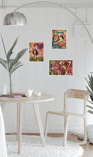 Offer of 20% Discount for 3 or more Medium Eco Prints