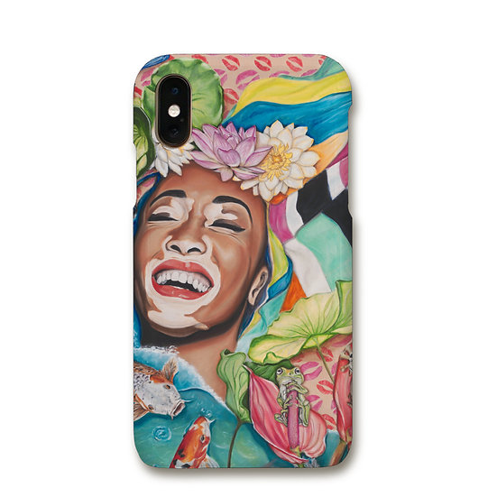 """Laughing at Prince Charming"" - Phone Case"