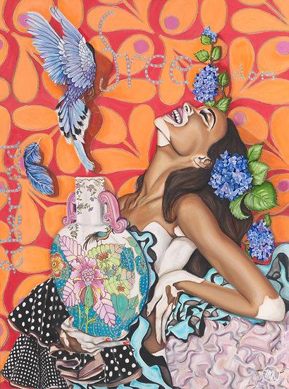 """""""Olé my Freedom"""" - Prints on Canvas"""