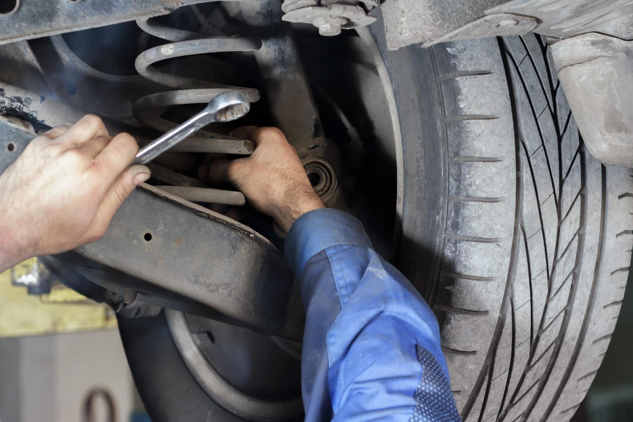 MAINTENANCE / REPAIR 机械维修