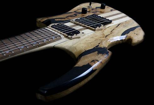 Sempiternal Guitar 7 String Guitar