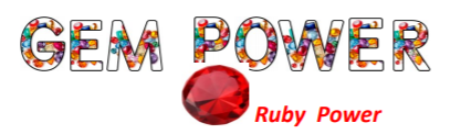 Gem Power : - Ruby