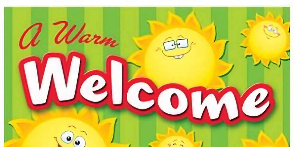 Welcome to school EYFS and Reception children