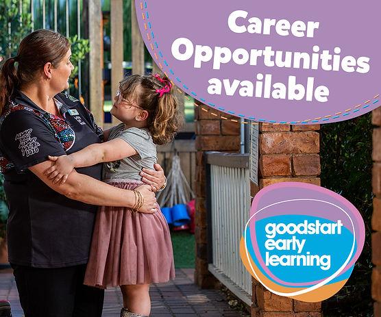 Goodstart Early Learning Employment Opportunities