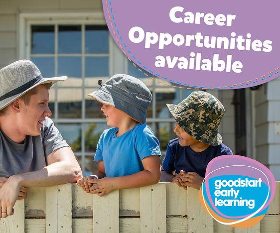 Goodstart Early Learning Career Opportunities