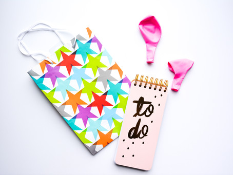 LET´S GET ORGANIZED