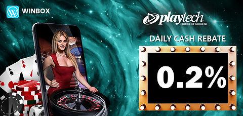 WINBOX Casino Malaysia | Casino | Playtech