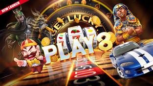 New slot platform PLAY8 By Winbox casino Malaysia