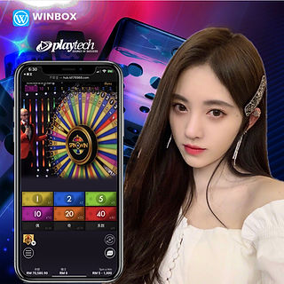 WINBOX Casino Malaysia   Casino   Playtech