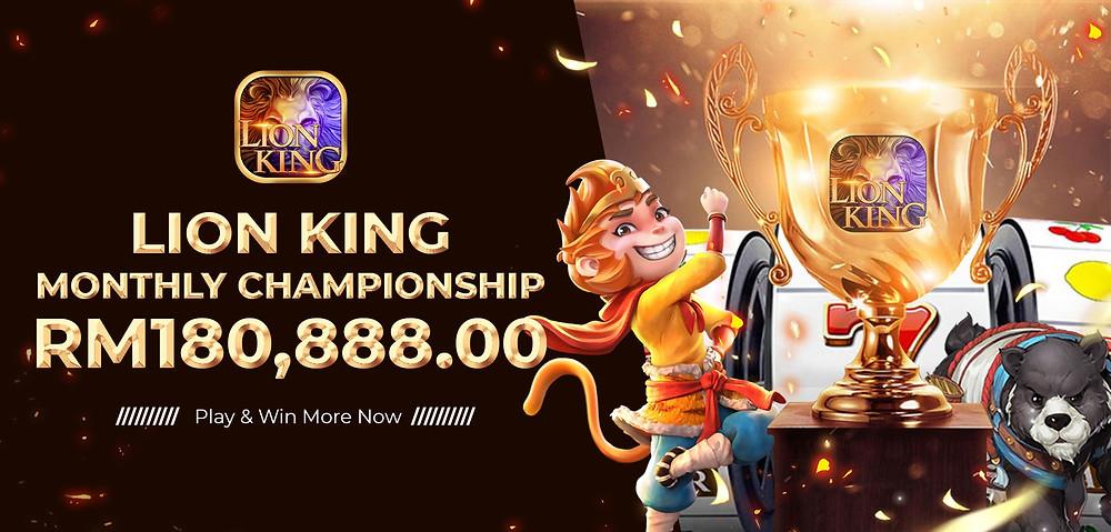 WINBOX Lion King Slots Championship