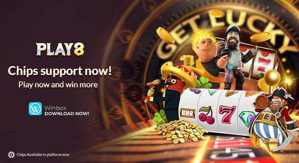 Play8 Slots WINBOX Casino Malaysia