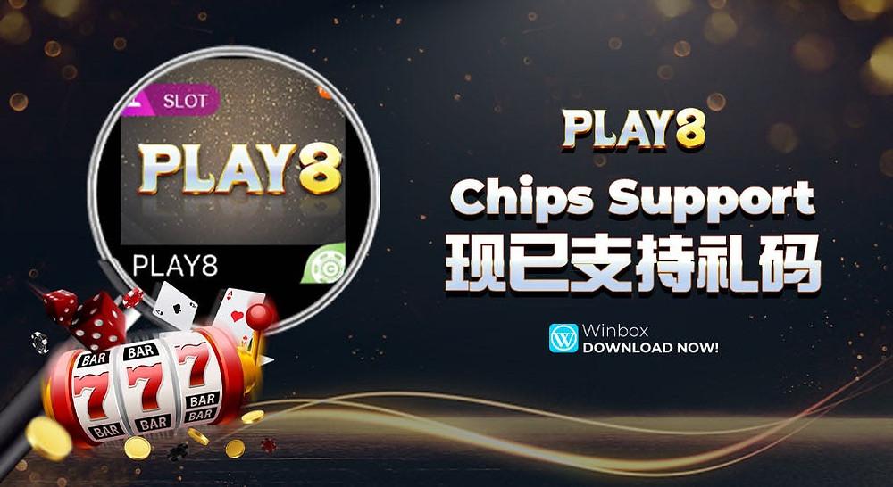 PLAY8 Slot Games WINBOX Casino Malaysia