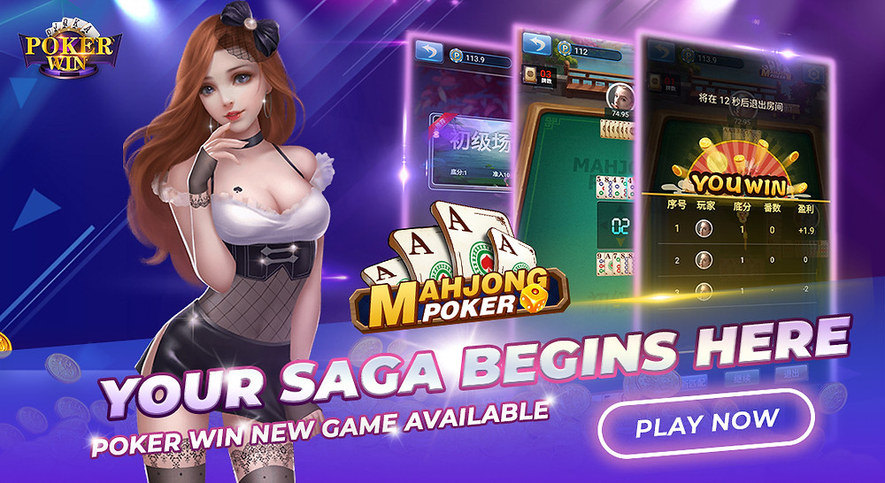 Mahjong Poker, also known in game as Poker Mahjong, is an games in Poker Win.