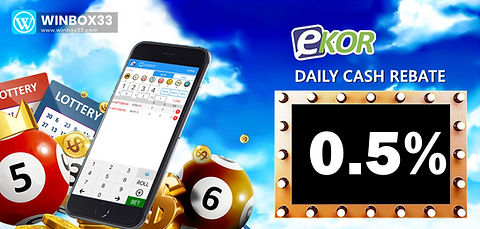 WINBOX Casino Malaysia | Lottery | Ekor