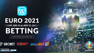 The 2020 European Cup will open on June 11, 2021.