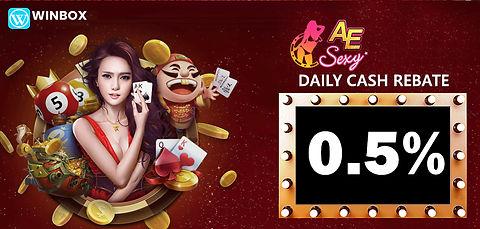 WINBOX Casino Malaysia | Casino | AE Casino