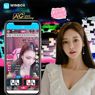 WINBOX Casino Malaysia   Casino   AG Gaming